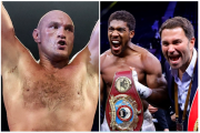 Rencana Duel Batal, Promotor Tinju Joshua Sebut Tyson Fury Penipu Besar