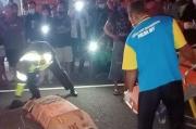 Tabrak Mobil Berhenti, Pengendara Motor Meninggal