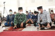 Imam Besar Istiqlal Isi Program Jumat Ibadah di Kabupaten Gowa