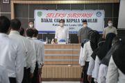50 Bakal Calon Kasek Jenjang SD-SMP di Luwu Utara Ikut Seleksi Substansi