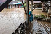 Banjir Bandang Terjang Musi Rawas, 1 Rumah Warga Hilang Terseret Arus