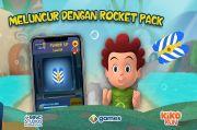 Meluncur dengan Rocket Pack Bersama Kiko Melintasi Astri Town di Game Kiko Run, Mainkan Sekarang Hanya di Aplikasi RCTI+