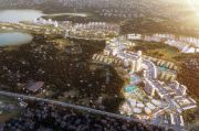 Mitsubishi Corporation dan Vasanta Group Bikin Kota Mandiri di Sawangan