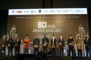 Kian Diakui, Adhi Commuter Properti Sabet BCI ASIA Top 10 Awards
