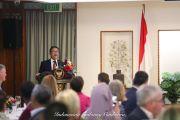 KBRI Canberra Padukan Diplomasi Pertahanan dan Promosi Perdagangan
