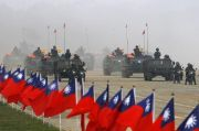 Calon Asisten Bos Pentagon Usul AS Latih Taiwan untuk Perang Lawan China