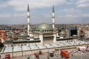 Erdogan Resmikan Masjid Pertama di Taksim Square, Dituduh Ingin Islamkan Turki