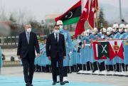 Perluas Pengaruh, Turki akan Bangun Pangkalan Logistik di Libya