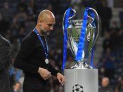 Man City Gagal di Liga Champions, Guardiola Sesali Peluang Terbuang