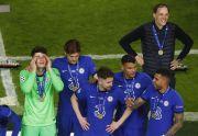Chelsea Rajai Liga Champions, Tuchel dan Silva Tuntaskan Dendam