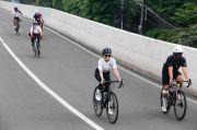 Warganet Sesalkan JLNT Casablanca Digunakan Pesepeda