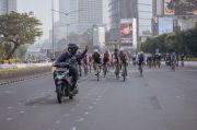 Polda Metro Minta Pesepeda Jangan Arogan Kuasai Seluruh Lajur Jalan