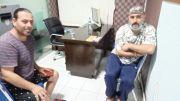 Bakar Ruang Detensi Imigrasi Parepare, Warga Asing Asal Iran Diamankan