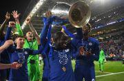 Bantu Chelsea Juara Liga Champions, NGolo Kante Banjir Pujian