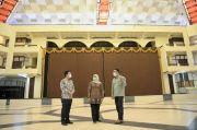 Diantar Khofifah, Ridwan Kamil Kunjungi Islamic Center Surabaya untuk Didesain Ulang