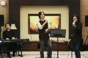 Unjuk Vokal Nyanyi Lagu Chrisye bareng Once, Sri Mulyani: Saya Levelnya Penggembira
