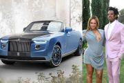Terungkap, Jay Z dan Beyonce Merupakan Pemilik Mobil Supermahal di Dunia