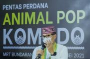 Kebut Pemulihan Sektor Parekraf, Sandiaga Gandeng MRT Jakarta Hadirkan 5 Destinasi Super Prioritas di Ibu Kota