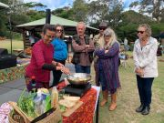 Festival Indonesia Pertama di Scotts Head Australia Mempesona Warga Lokal