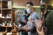 Promosikan UMKM Jatim, Ridwan Kamil Ajak Belanja Produk Lokal