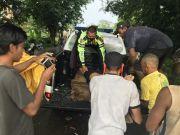 Tabrakan Maut di Lintas Sumatera, Satu Orang Tewas di TKP