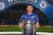 Antar Chelsea Juara, Thiago Silva Bicara Lampard