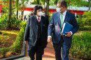 Bertemu Menteri LHK, Alok Sharma Apresiasi Indonesia Atasi Perubahan Iklim