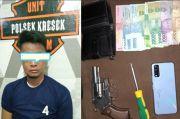 Polisi Ringkus Pencuri Ponsel di Tangerang, Ditemukan Simpan Airsoft Gun