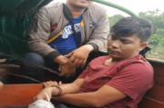 Lari saat Akan Ditangkap, DPO Narkoba Dihadiahi Timah Panas