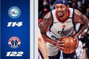 Hasil Game 4 Playoff NBA: Embiid Cedera, Wizards Perpanjang Nafas