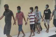 Hajar Maling Motor Hingga Nyawanya Melayang, 12 Orang di Tanah Jawa Diborgol