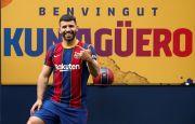 Aguero Resmi Bela Barcelona, Lionel Messi Siap Bertahan di Camp Nou