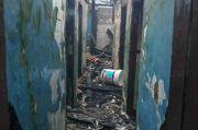 Diduga Arus Pendek, Pesantren di Bogor Hangus Terbakar