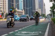 Road Bike Diizinkan Keluar Jalur Sepeda, Pengamat Transportasi Nilai Tidak Tepat