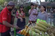 Ngutang Agar Bisa ke Bali, Tukang Jagung Bakar asal Lombok Dapat Rezeki Nomplok Gara-Gara Ngidam Nagita Slavina