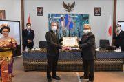 Selamatkan 20 WNI, Dubes Heri Akhmadi Beri Penghargaan ke Perusahaan Kapal Jepang