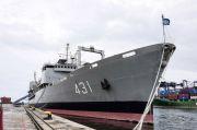 Kapal Terbesar Angkatan Laut Iran Terbakar dan Tenggelam di Teluk Oman