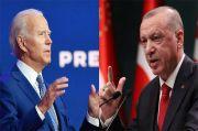 Jelang Pertemuannya dengan Biden, Erdogan Lancarkan Psywar