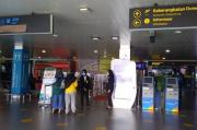 Penumpang Pesawat Bandara Husein Terus Naik, Bandara Kertajati Masih Nihil