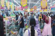 Mau Tutup Gerai, Giant Diserbu Warga Surabaya dan Sekitarnya