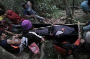 Pendaki Tewas usai Jatuh Dalam Jurang Gunung Latimojong