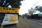 Perbaikan Jalan Protokol Palembang Dikebut, 5,65 Km Pakai Aspal Karet
