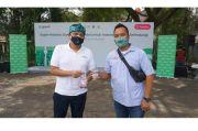 Le Minerale Sukseskan Vaksinasi Drive Thru bagi Para Lansia dan Mitra Pengemudi Gojek Indonesia