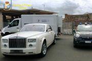 Polisi Italia Sita Rolls-Royce karena Interior dari Kulit Buaya