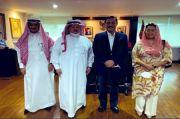 Bertemu Dubes Arab Saudi, Menko Luhut Bersama Yenny Wahid Upayakan Kuota Haji 2021