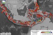 BMKG Mencatat Terjadi 962 Gempa Bumi di Indonesia Selama Mei 2021