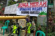 53 Warga Kelapa Dua Tangerang Positif Covid-19, 2 RT Di-Lockdown