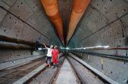Selesaikan 8 Terowongan, Progres KCIC Jakarta Bandung 74 Persen