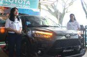 Kalla Toyota Perkenalkan Toyota Raize ke Masyarakat Kendari