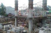 3 Tahun Mangkrak, Proyek Plaza Cinde Diambilalih Pemprov Sumsel